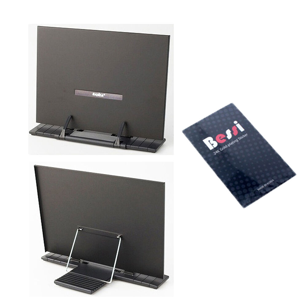 Made In Korea Book Stand Portable Steel Reading Desk