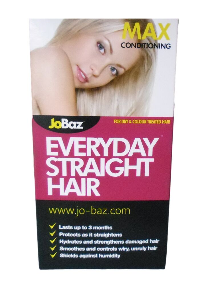 Jobaz Everyday Straight Hair Max Conditioning Keratin Hair