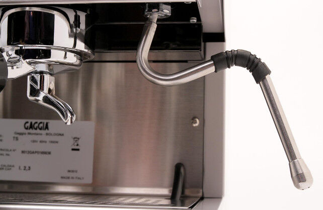 Steam Wand Stainless Steel Suit Gaggia Ts Commercial