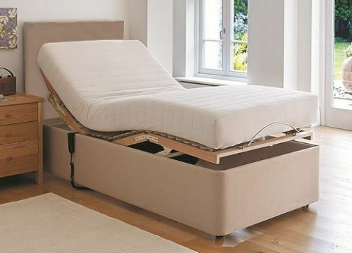 Electric Adjustable Beds All Sizes Memory Foam