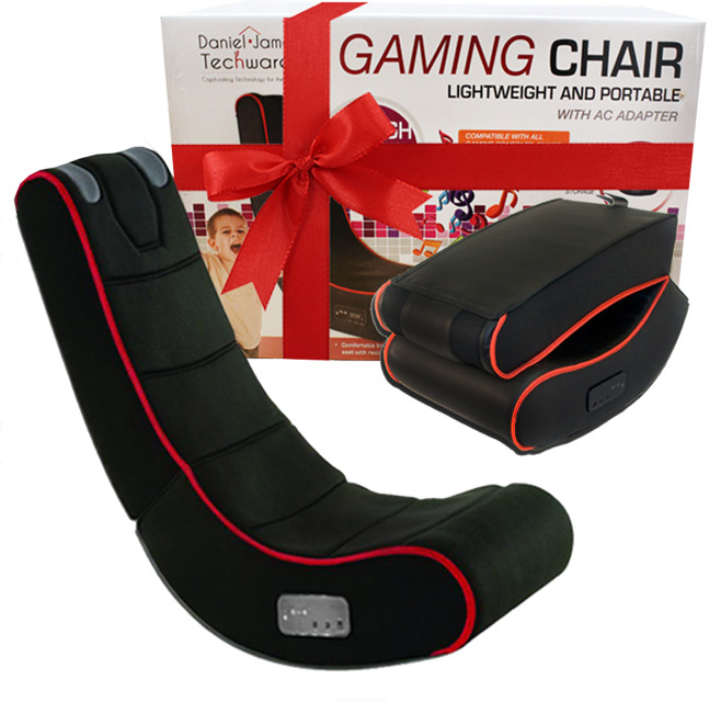 Sports gaming chair playstation game ipad audio music for Chaise gamer pc