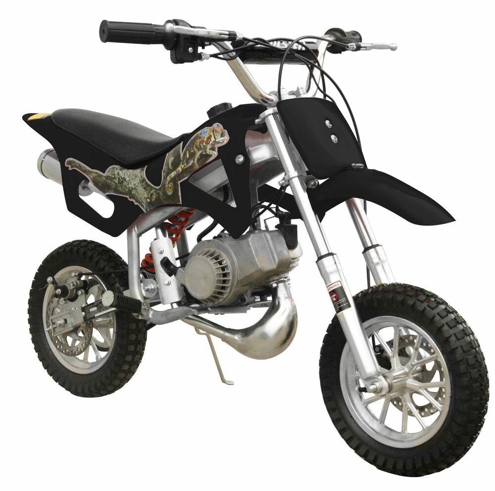 kids 49cc 2 stroke gas motor mini pocket dirt bike free s. Black Bedroom Furniture Sets. Home Design Ideas