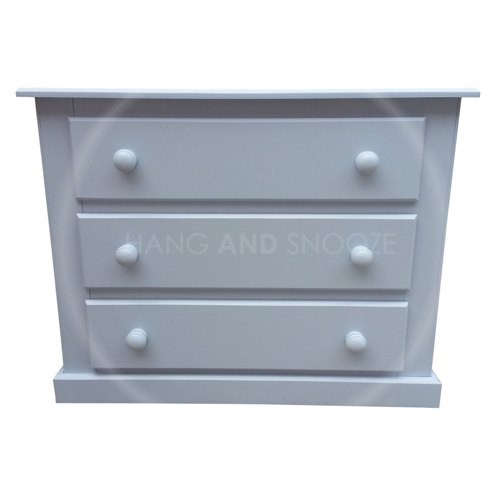 Hand made dewsbury furniture drawer chest sky blue