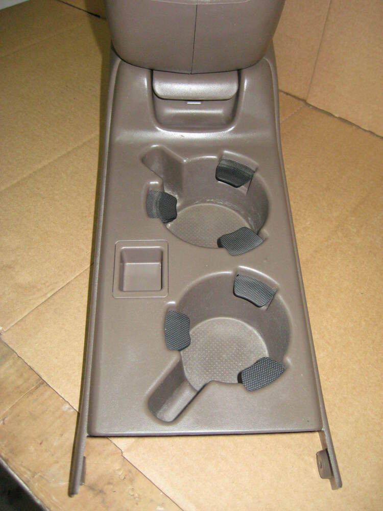 Toyota Tacoma Center Console Cup Holder Rubber Inserts Set Upgrade NEW | eBay