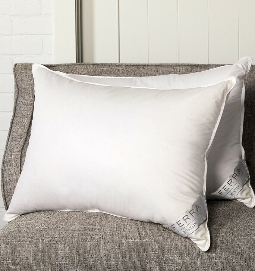 sferra buxton european white goose down pillow with 600 With best european pillows