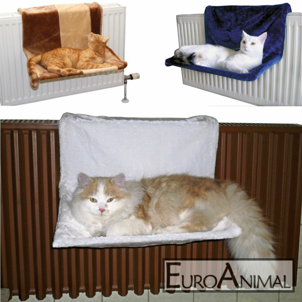 katzen h ngematte katzenbett katzenliege heizungsliege. Black Bedroom Furniture Sets. Home Design Ideas