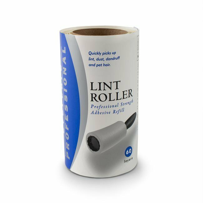 Evercare Lint Remover Refill Extra Sticky 60 Layers 12