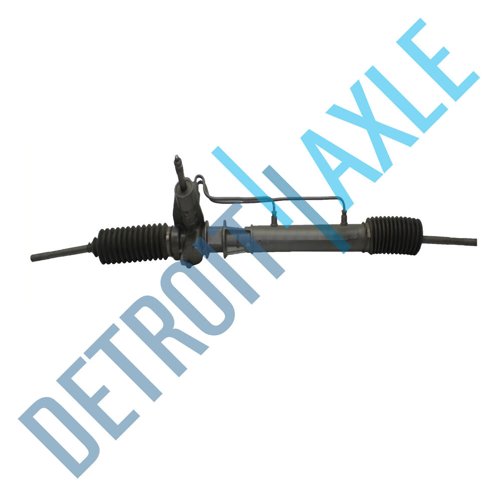 power steering rack and pinion assembly manual trans 91 92. Black Bedroom Furniture Sets. Home Design Ideas