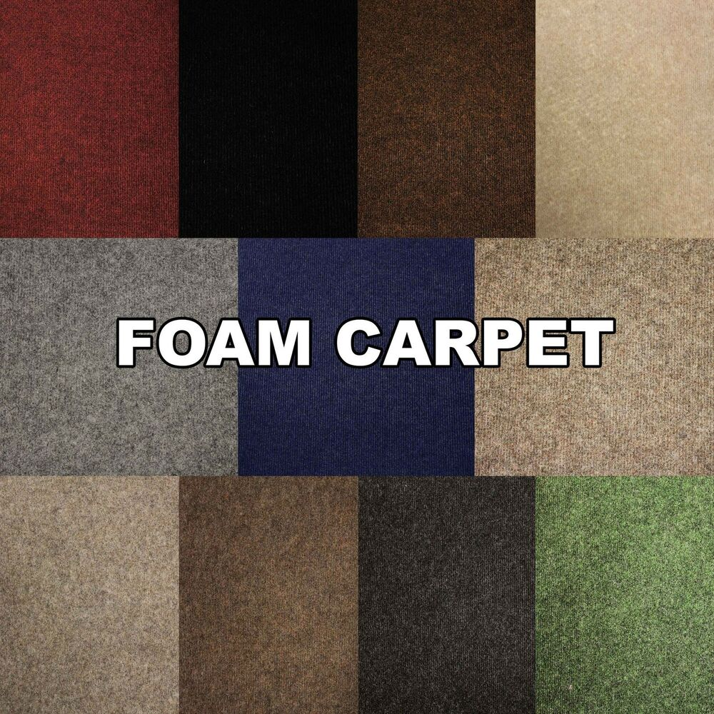 Foam backed carpet cheap rolls any size cheap new budget for Cheap cheap carpet