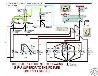 1969 camaro wiring diagram 1969 camaro wiring diagram color 1969 69 camaro full color wiring diagrams with electrical ... #6