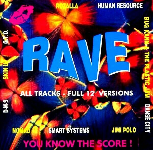 Rave 1 x unmixed cd 12 tracks oldskool piano house for Best 90s house tracks