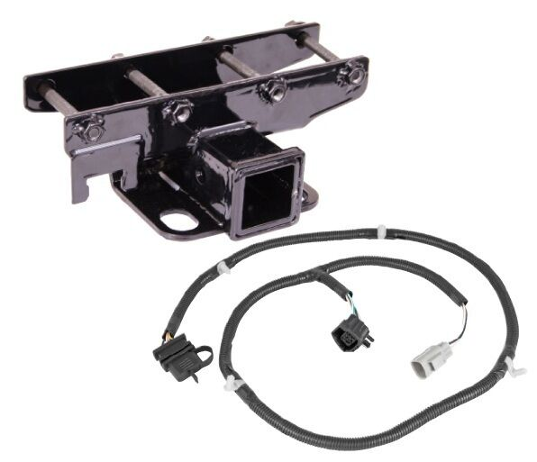 Receiver Hitch With Wiring Harness  2007