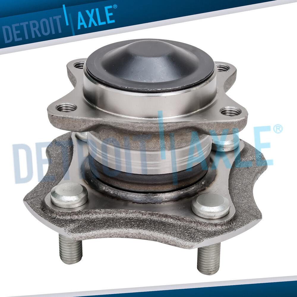 2019 Toyota Camry Hub Bearing Assembly Rear Axle Left: New REAR Complete Wheel Hub And Bearing Assembly 2000-05