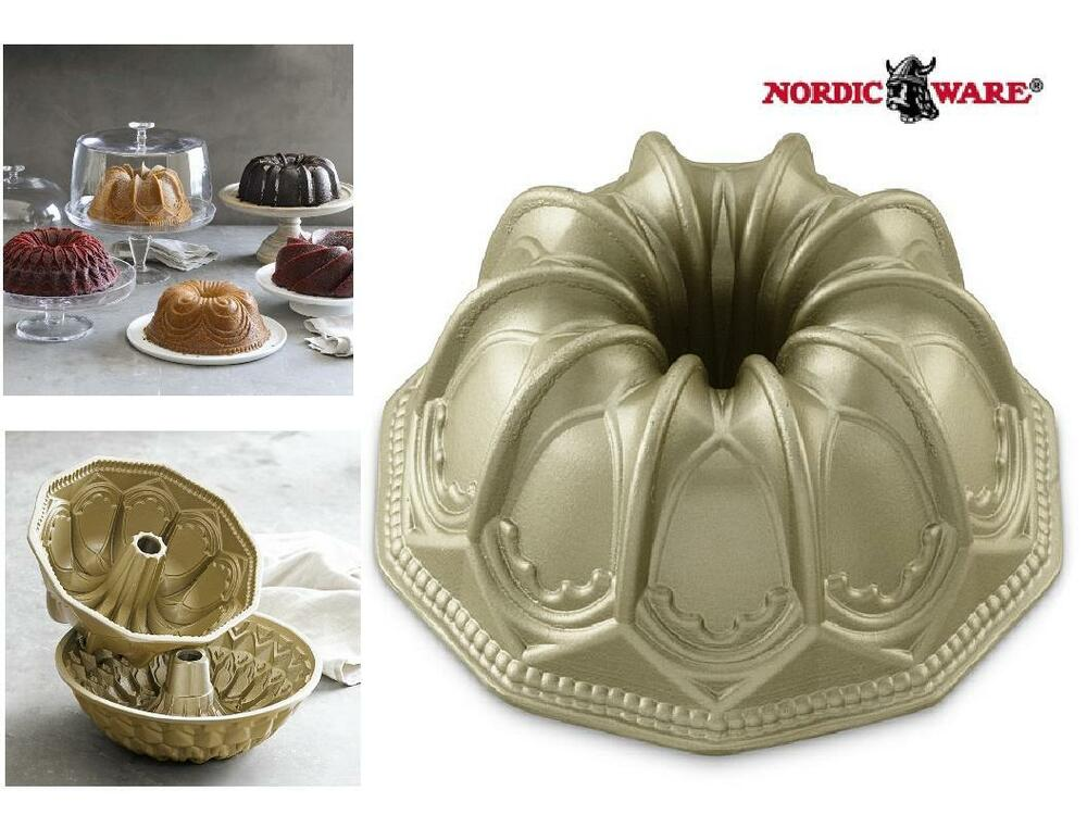 Dome Cake Pan Set