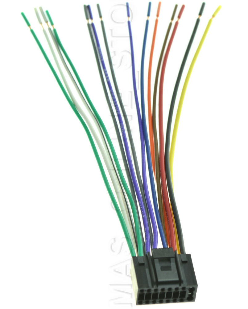 Jensen 20 Pin Wiring Harness Diagrams Automotive Manufacturers Wire For Vm9312dvd Pay Today Ships Connector Pins