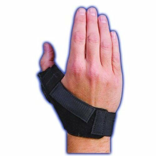 Med Spec Tee Pee Thumb Protector Black Great For Cmc Pain