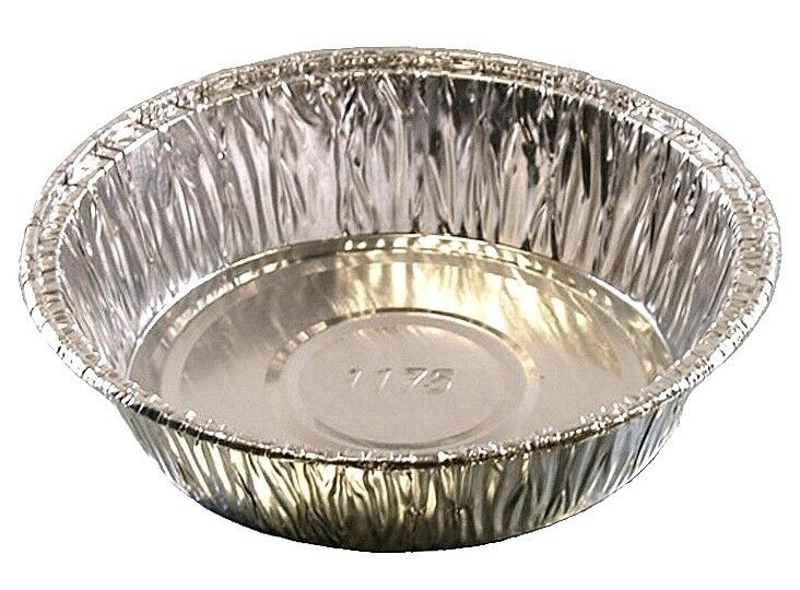4 Quot Medium Aluminum Foil Mini Pot Pietart Pan Disposable