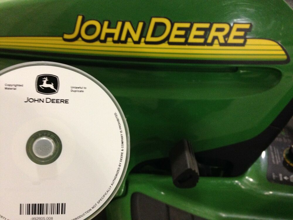 S L on John Deere Lawn Tractor Technical Manual