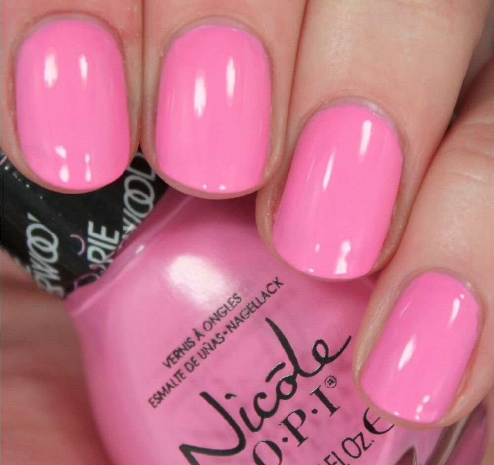 Cotton Candy Satin Fingernail Polish: Carrie Underwood #NI UO5 CARNIVAL COTTON CANDY Nail Polish