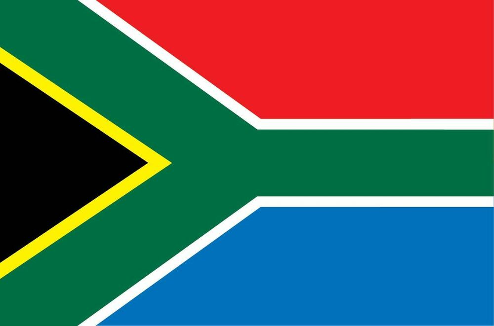 South Africa African Flags Capetown Johannesburg Durban (2) Decal Stickers FLG34 | eBay