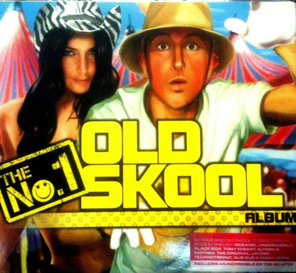 The no 1 oldskool album 4 x unmixed cds 60 tracks for Classic house unmixed