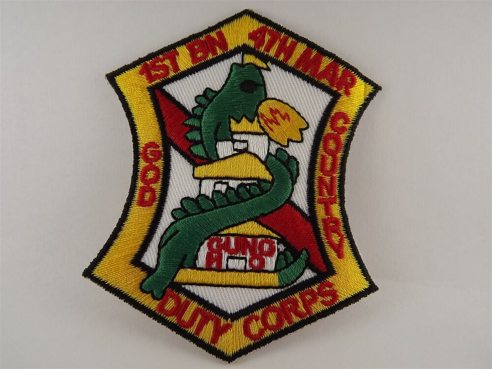 1st Battalion, 8th Marines Is An Infantry Battalion - 1st ...  |1st Battalion 4th Marines Logo
