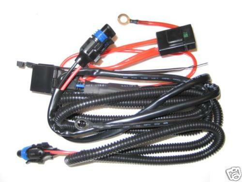 ford f 250 fog light wiring harness ford super duty fog light wiring harness 1999 2009 ebay