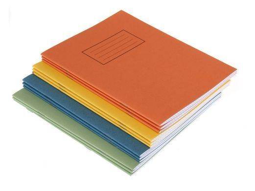 Book Cover School Uk ~ Silvine a exercise books school notebooks leaves class