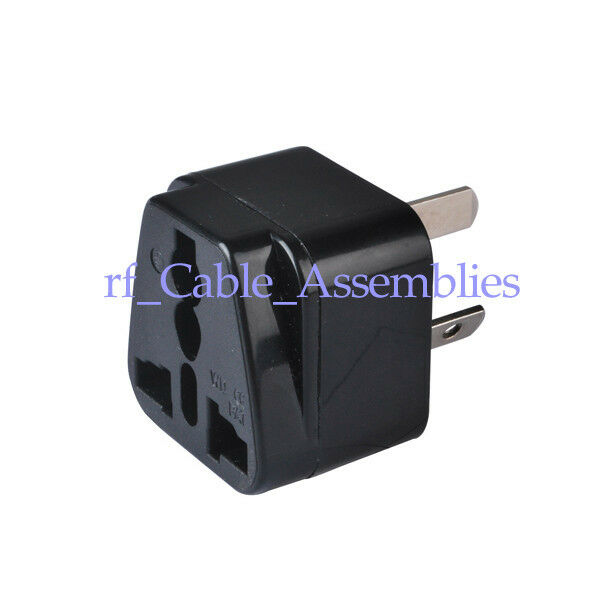 Power Plug Universal Converter Adapter 10a 250v For China