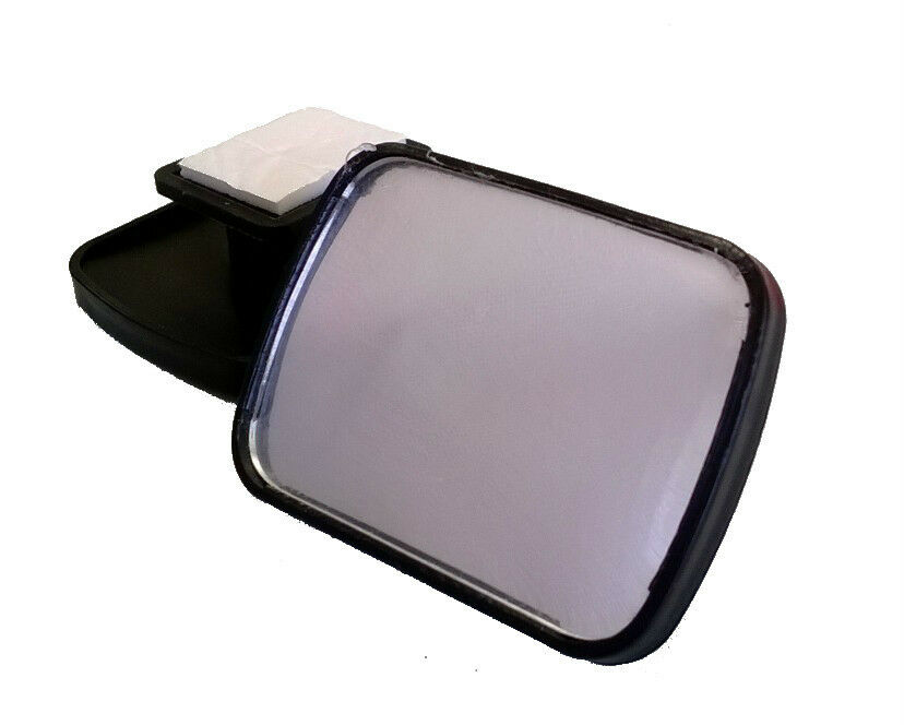 Blind Spot Mirror Total View Adjustable 2 Mirrors Self