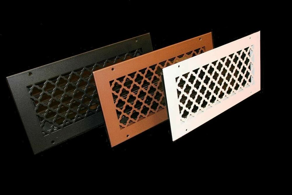Decorative Architectural Return Vent Grill Register
