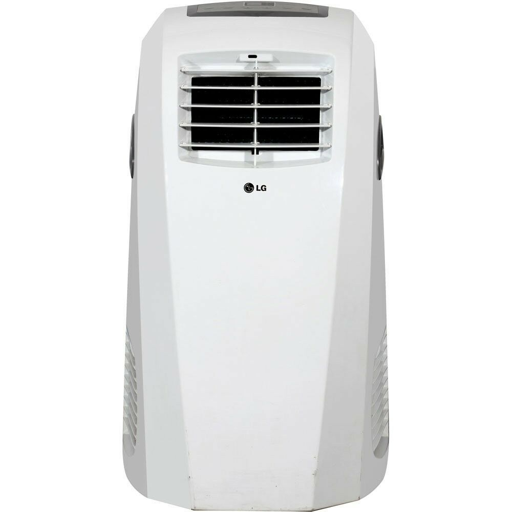 Portable Air Conditioners : Lg lp wnr btu portable air conditioner auto