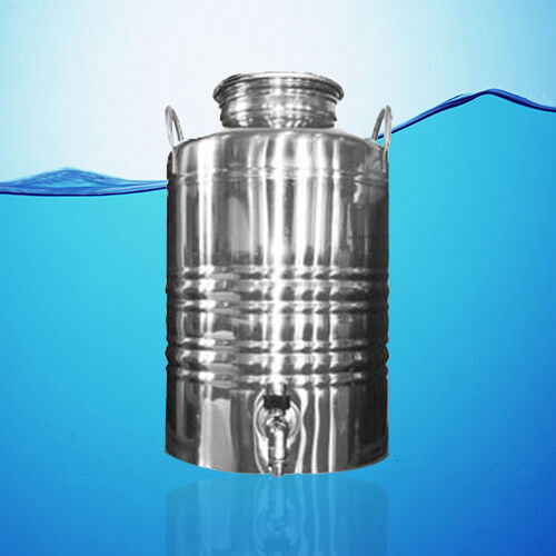 Superfustinox Stainless Steel Water Dispenser Fusti 12