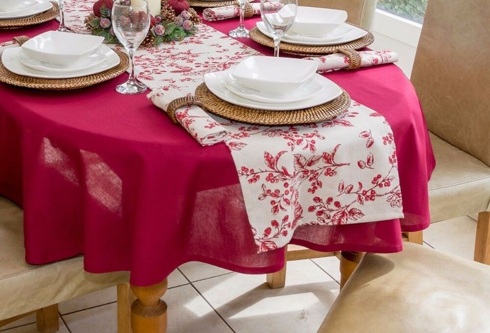55x118 140x300cm christmas wine oval tablecloth 10 12 for 12 days of christmas table cloth