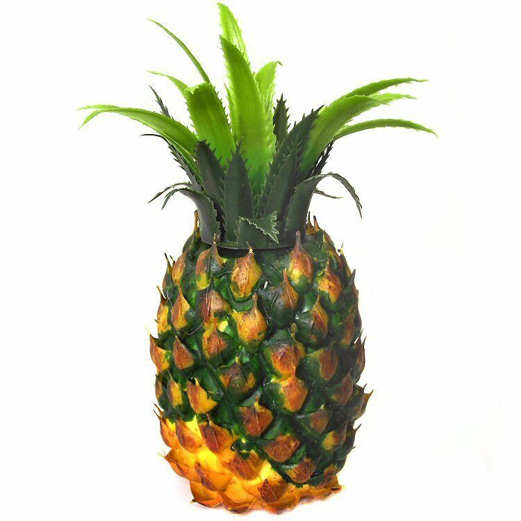 artificial pineapple artificial plastic decorative