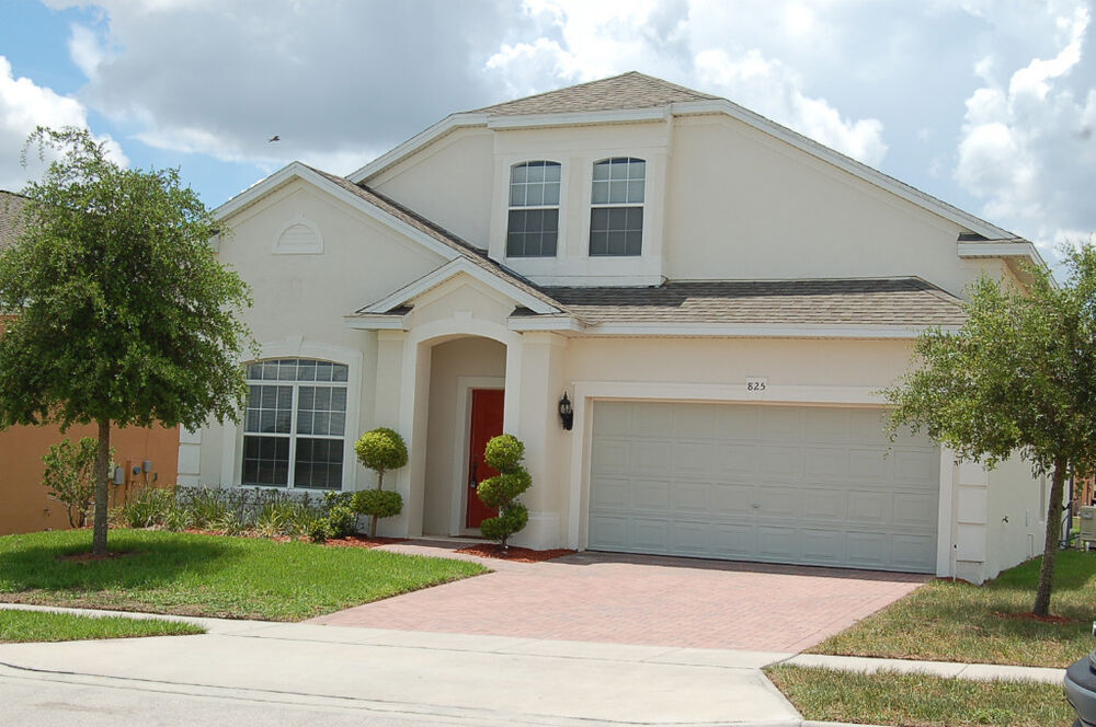 825 disney area villas for rent 5 bedroom home with pool for 5 bedroom homes for rent