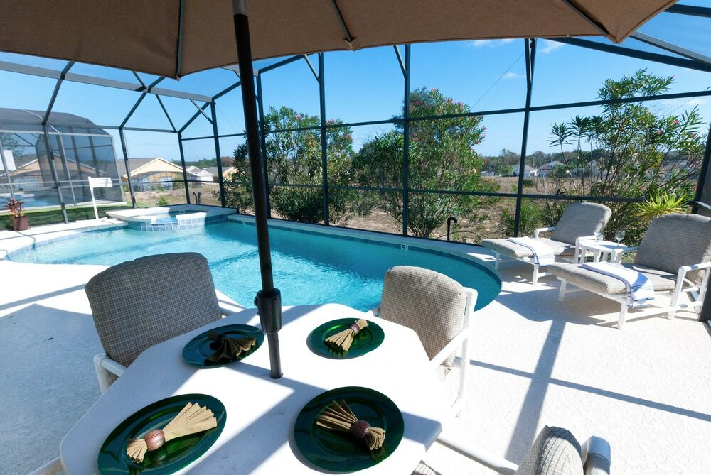 218 Florida Villa Rentals 4 Bed Home With Private Pool And