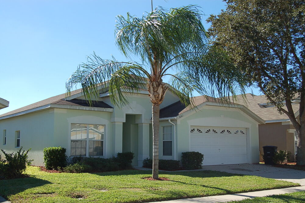 8163 florida vacation homes for rent 4 bedroom home with pool and hot tub 1 week ebay 4 bedroom vacation rentals orlando florida