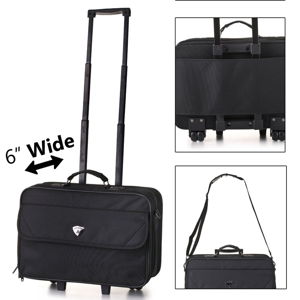 Cabin sized laptop trolley bag lightweight tough for Laptop cabin bag