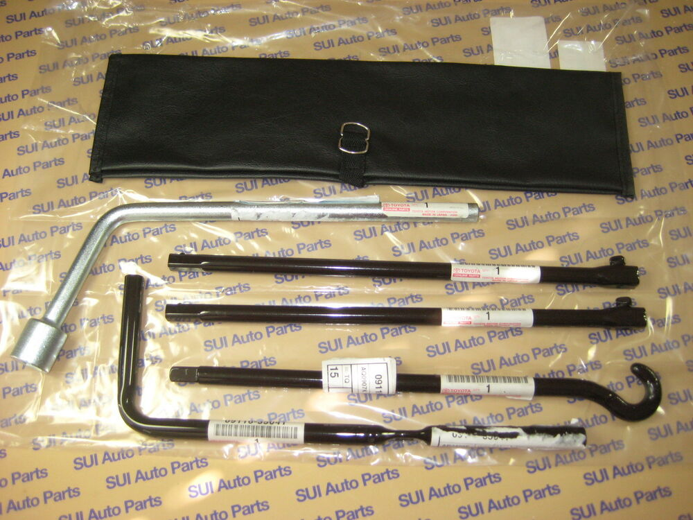 S L on 1996 Toyota 4runner Accessories