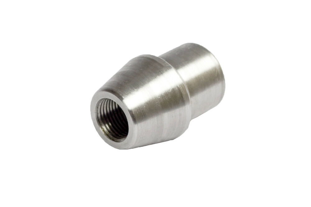 Quot unf right hand threaded bung weld in tube adaptor
