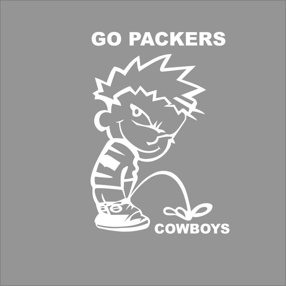 Pity, packers peeing on bears helmet are right