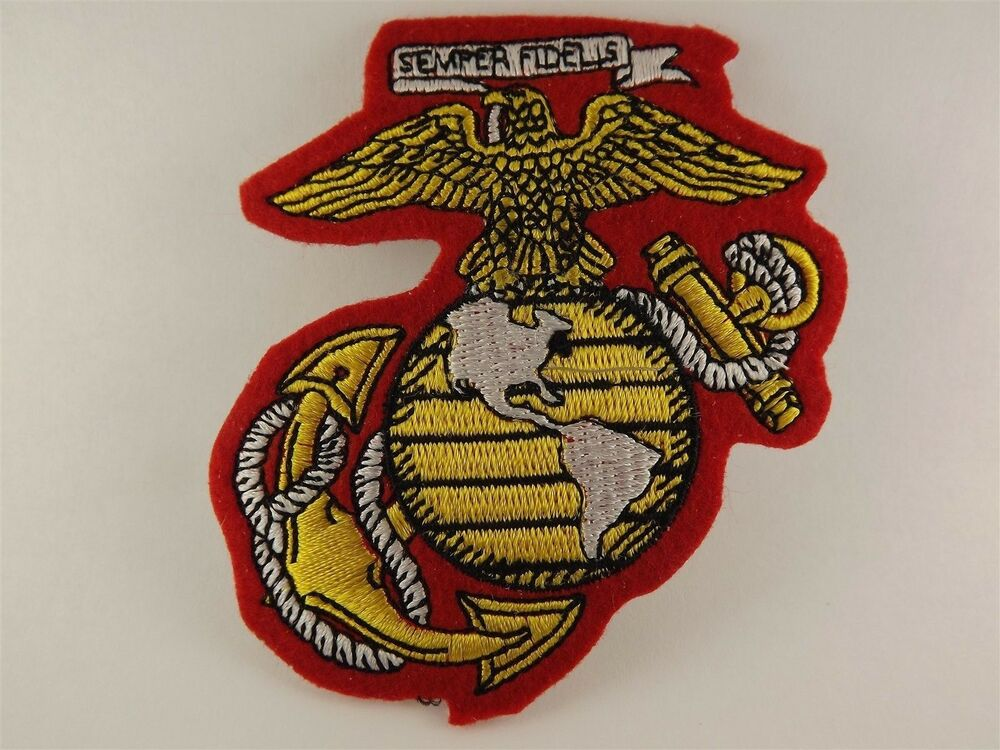 Galerry marine corps eagle globe and anchor patches