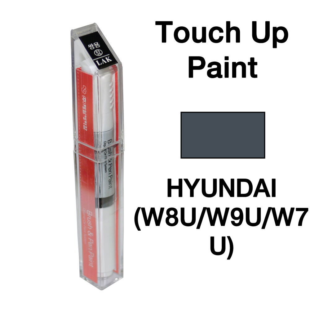 Touch Up Paint For Code U