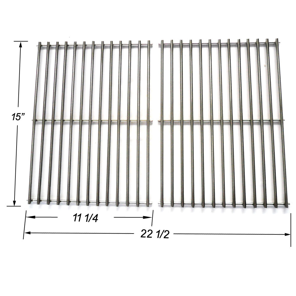 Weber bbq replacement stainless steel cooking grill grid