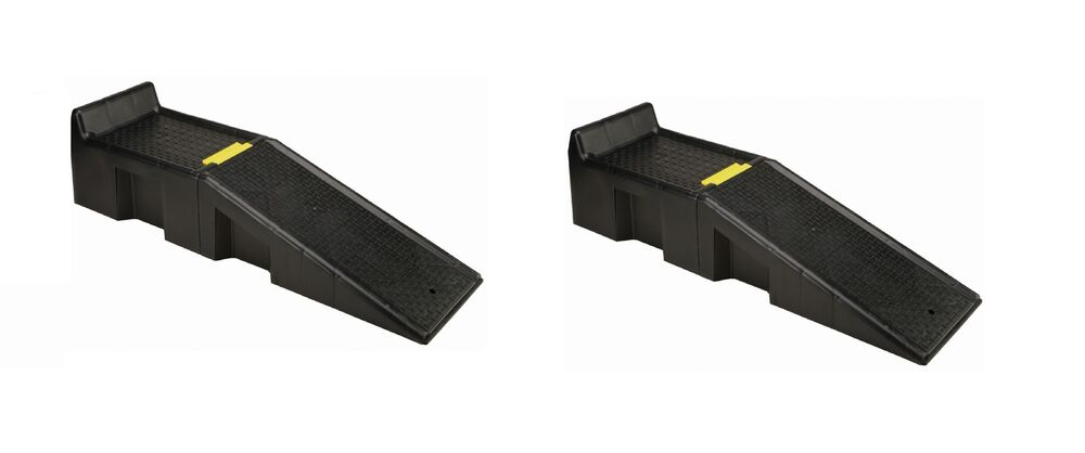 Heavy Duty Magnum 16000 Auto Ramp Set With Built In Safety