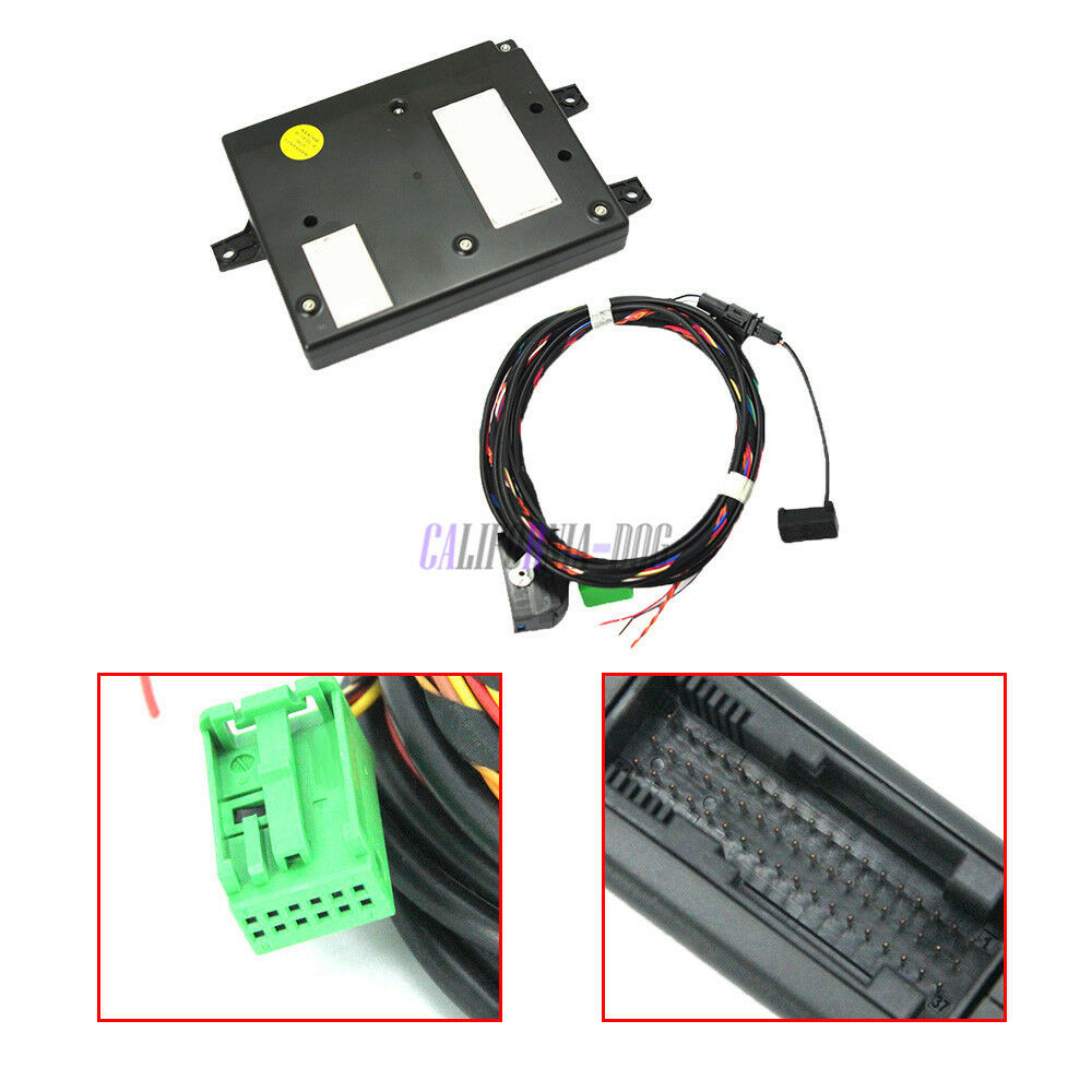 Vw Bluetooth Wiring 510 Radio Diagram Libraries Volkswagen Rcd 310 Oem 9w2 Module Harness Cable Microphone For Rcd510 Rcdoem