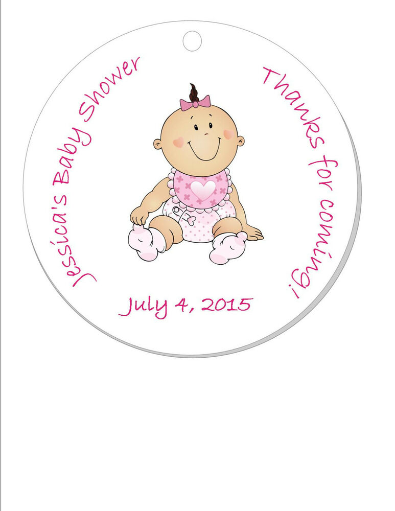 baby shower favor tags baby boy or girl ebay