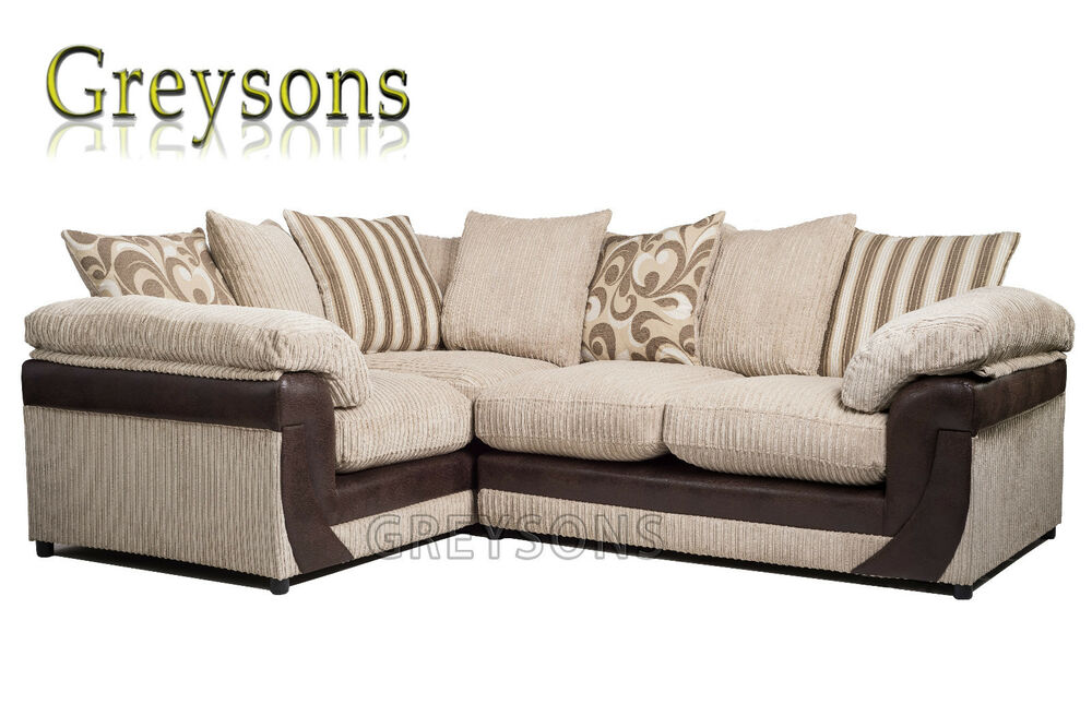 Lush sofa settee fabric corner suite 2 3 seater sofa Fabric sofas and loveseats