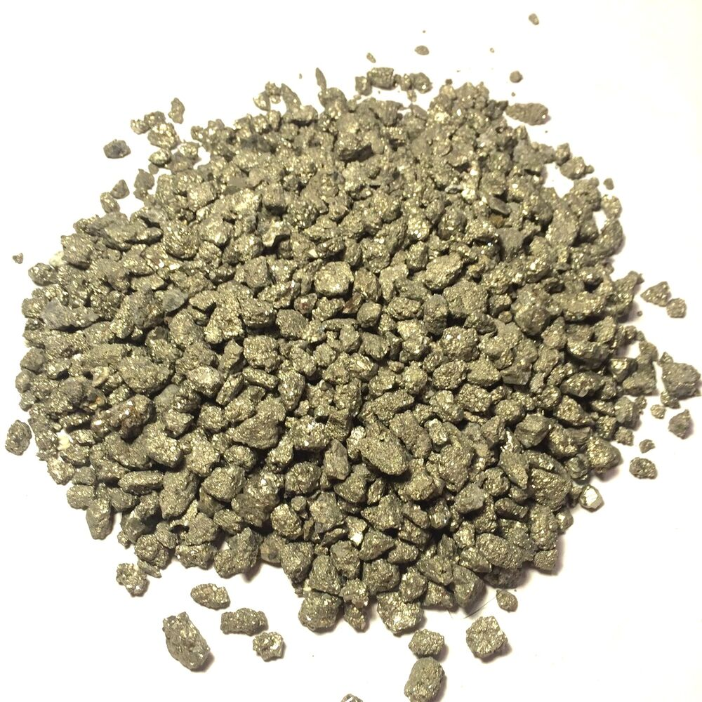 Pyrite Fool's Gold Nuggets 2 Lb Lot Zentron™ Crystals .5